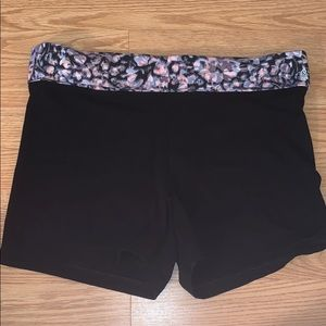 Victoria secrets yoga shorts